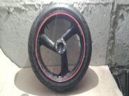 колесо переднее, шина Dunlop sportmax, 120/70-17, 4008  Yamaha  XJR1200
